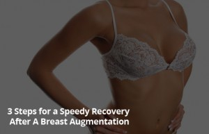 Draw? Recovery from breast augmentation something